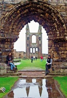 St. Andrews Cathedral, UK