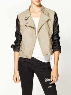 RD Style Vegan Leather Jacket RD Style