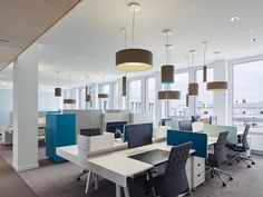 Motel One Office by Ippolito Fleitz Group - Office Snapshots