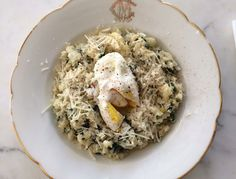 Cauliflower is a great stand-in for rice in this grain-free version of risotto.