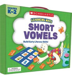 Learning Mats: Short Vowels