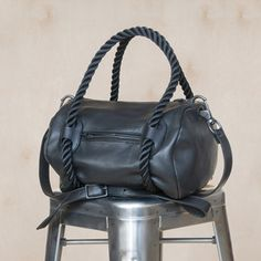 Sea Duffel Mini Black, $209, now featured on Fab.AANDD