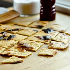 Socca is easy to love, as I learned several summers ago when a friend made a big batch as an appetizer for a backyard party
