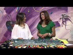Mulher.com 11/12/2013 Angela Freire - Tapete feito em seda Parte 1/2 - YouTube
