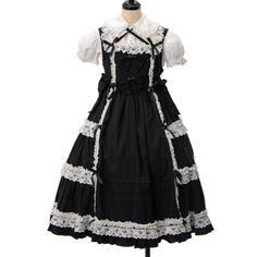 http://www.wunderwelt.jp/products/detail6269.html ☆ ·.. · ° ☆ ·.. · ° ☆ ·.. · ° ☆ ·.. · ° ☆ ·.. · ° ☆ Black × white jumper skirt metamorphose ☆ ·.. · ° ☆ How to order ↓ ☆ ·.. · ° ☆ http://www.wunderwelt.jp/user_data/shoppingguide-eng ☆ ·.. · ☆ Japanese Vintage Lolita clothing shop Wunderwelt ☆ ·.. · ☆ #egl