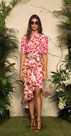 Get inspired and discover Johanna Ortiz trunkshow! Shop the latest Johanna Ortiz collection at Moda Operandi. Skirt Outfits, Dress Skirt, Dress Up, Dress Pants, Look Fashion, Womens Fashion, Fashion Design, Mode Inspiration, Clothes For Women