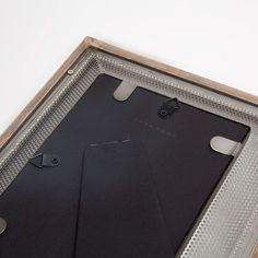 WOOD AND METAL FRAME - Frames - Decoration | Zara Home Spain