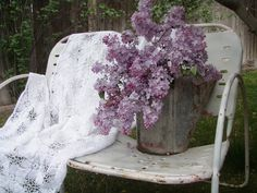 Sweet Country Life ~ Cabin & Cottage, etc.: A Lilac Montage