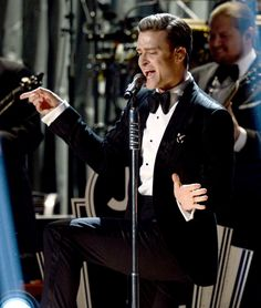 Justin Timberlake makes a much-anticipated return to the stage at the 55th Annual GRAMMY Awards on Feb. 10 in Los Angeles