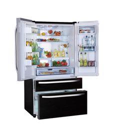 Kom jij ook altijd ruimte tekort in je koelkast?   Dan is de XXL-koelkast van Haier wat voor jou! Deze indrukwekkend grote koelkast krijg je niet zomaar vol.
