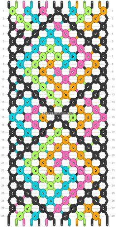 Normal pattern #62278 | BraceletBook