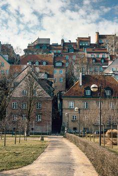 Warsaw Old Town by Bartosz Bartkiewicz on 500px