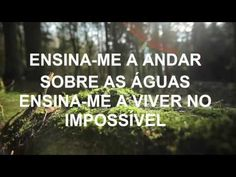 Move o Sobrenatural - Israel Salazar (Lyric Video) - YouTube