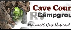 Cave Country Campground in Cave City Kentucky......easy in and out