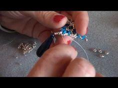 ▶ Tutorial orecchini Lalibela con superduo - YouTube