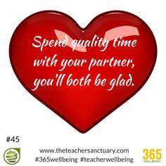 #45/365 #365wellbeing #TopTips #TakeTheOxygenFirst #TeacherWellbeing #TheTeacherSanctuary #EveryTeacherMatters #KathrynLovewell #QualityTime #Love #ShareTheLove