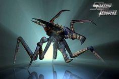 From Paul Verhoeven's 1997 movie Starship Troopers Starcraft, Starship Troopers Bugs, Paul Verhoeven, Space Fantasy, Fantasy Art, Alien Art, Star Children, Widescreen Wallpaper, Wallpapers
