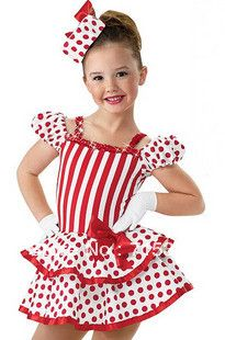 Popular Polka Dot Dance Costumes-Buy Cheap Polka Dot Dance ...