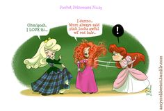 Pocket Princesses No