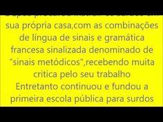 HISTÓRIA DA EDUCAÇÃO DE SURDOS IDADE MODERNA VI