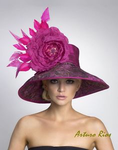 9e6035d74 285 Best Kentucky Derby Dress images in 2019 | Ascot hats, Fancy ...