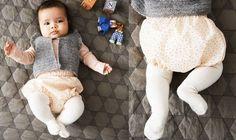 Sy selv: Gratis mønster til bloomers til baby - ALT.dk