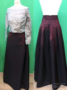 Sartoria skirt |Made in Italy | long skirt | tafetta skirt|italian fashion | sartoria Toscano | sartoria italiana | burgundi skirt| di SJLandItalia su Etsy https://www.etsy.com/it/listing/554182722/sartoria-skirt-made-in-italy-long-skirt