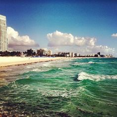 We wouldn't mind waking up in Miami every morning.