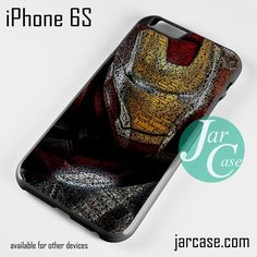 Typography Ironman Phone case for iPhone 6/6S/6 Plus/6S plus
