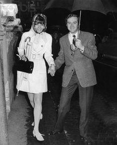 Audrey Hepburn & Andrea Dotti