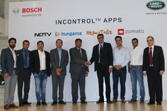 InControl Apps Jaguar Land Rover India  in conjunction with Bosch has introduced  InControl Apps, a new smartphone integration platform. With the help of this, users can mirror the phone's interface to the vehicle's infotainment touch screen and access selected popular apps. The company has released initial set of applications to be used from the car's...