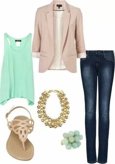 25 Cute Spring Outfits to Try Right Now - MCO [My Cute Outfits]