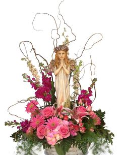 #www.mancusos.com #Detroit #Michigan #Flowers #Gifts #Funeral #Sympathy #Angel