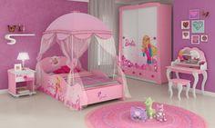 Dicas para decorar quartos de meninas