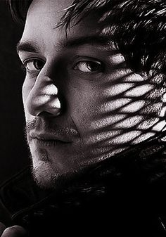 James McAvoy  Maybe I need to start shooting men in the new studio??