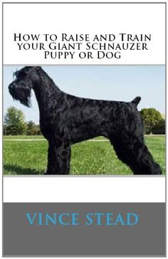 How to Raise and Train your Giant Schnauzer Puppy or Dog by Vince Stead. $4.99. Publisher: Vince Stead (May 6, 2011). 163 pages. Author: Vince Stead
