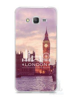 Capa Samsung Gran Prime Londres #1 - SmartCases - Acessórios para celulares e tablets :)