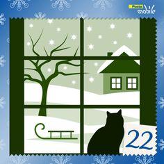 """22 Dicembre """"Fino a quando non renderemo il Natale un'occasione per condividere i nostri buoni sentimenti, tutta la neve dell'Alaska non basterà ad imbiancarlo!"""" (Bing Crosby)"""