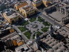 Lima Lima City, City From Above, Birds Eye View, Plaza, Helsinki, Peru, Big Ben, Places Ive Been, Paris Skyline
