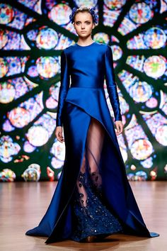 New Dress Blue Haute Couture Tony Ward Ideas Tony Ward, Trendy Dresses, Elegant Dresses, Blue Dresses, Casual Dresses, Women's Casual, Party Dresses, Fashion Dresses, Haute Couture Dresses