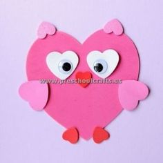 happy valentines day crafts for preschoolers