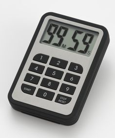 Take a look at this Magnetic Digital Kitchen Timer today!