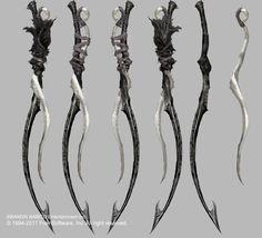 ArtStation - Concept arts for Dark souls 2, MICHAEL CHANG