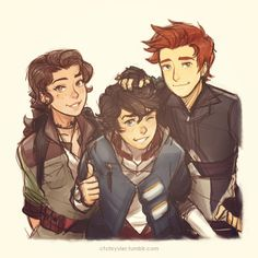 The potter kids lily luna, albus severus, and james sirius<<< I know Lily is supposed to have red hair, and James brown. Character Sketches, Character Drawing, Character Illustration, Character Concept, Concept Art, Cool Drawings, Drawing Sketches, Anime Style, Manga Anime
