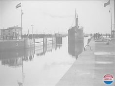 Sluizen Terneuzen (jaartal: 1910) - Foto's SERC