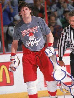 Bob Probert (1965-2010) - 07/05/2010 - Detroit Red Wings - Photos