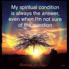 Bill W, For Facebook, Sobriety, Gratitude, Conditioner, Spirituality, This Or That Questions, Spiritual, Peace