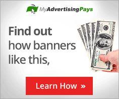 MyAdvertisingPays - #1 money generating market online, advertising!
