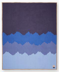 Levi's Pendleton Blanket -  super cool collaboration