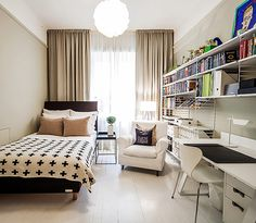 modern apartment, Danish, interior design,modern